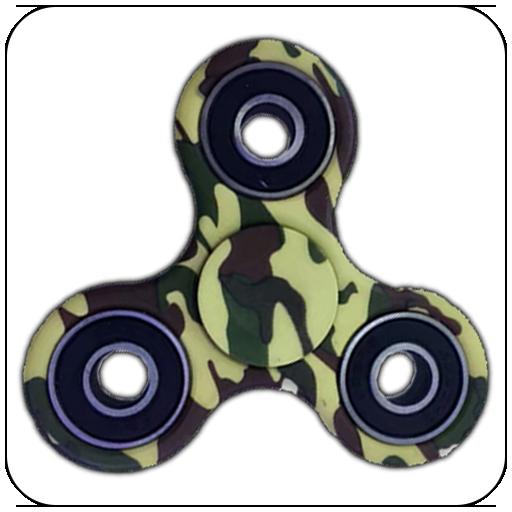 ARMY Fidget Hand Spinner