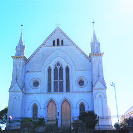 Lovely church  by Carolyn Lawson - Buildings & Architecture Places of Worship