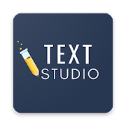 Text Studio - Text on Image, Quotes Maker icon