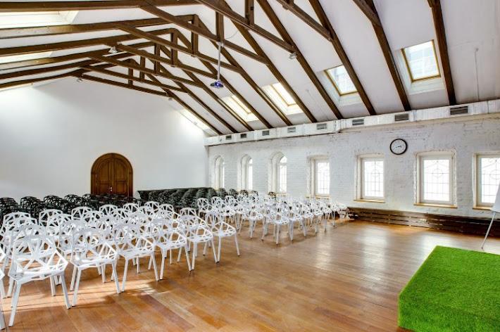 Фото №8 зала Белый зал