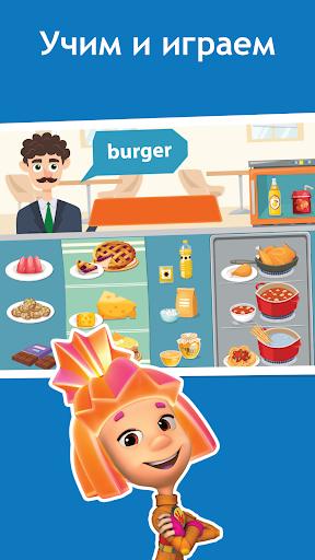 English for Kids. Fixiki. Learning the language 1.16 screenshots 2