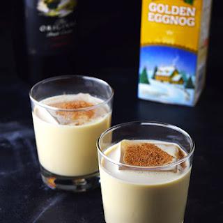 Eggnog Holiday Cocktail