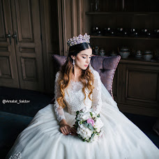 Wedding photographer Amalat Saidov (Amalat05). Photo of 28.08.2017
