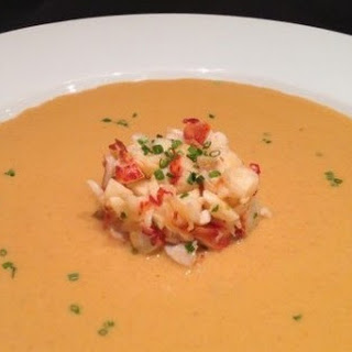 Healthy Lobster or Shrimp Bisque