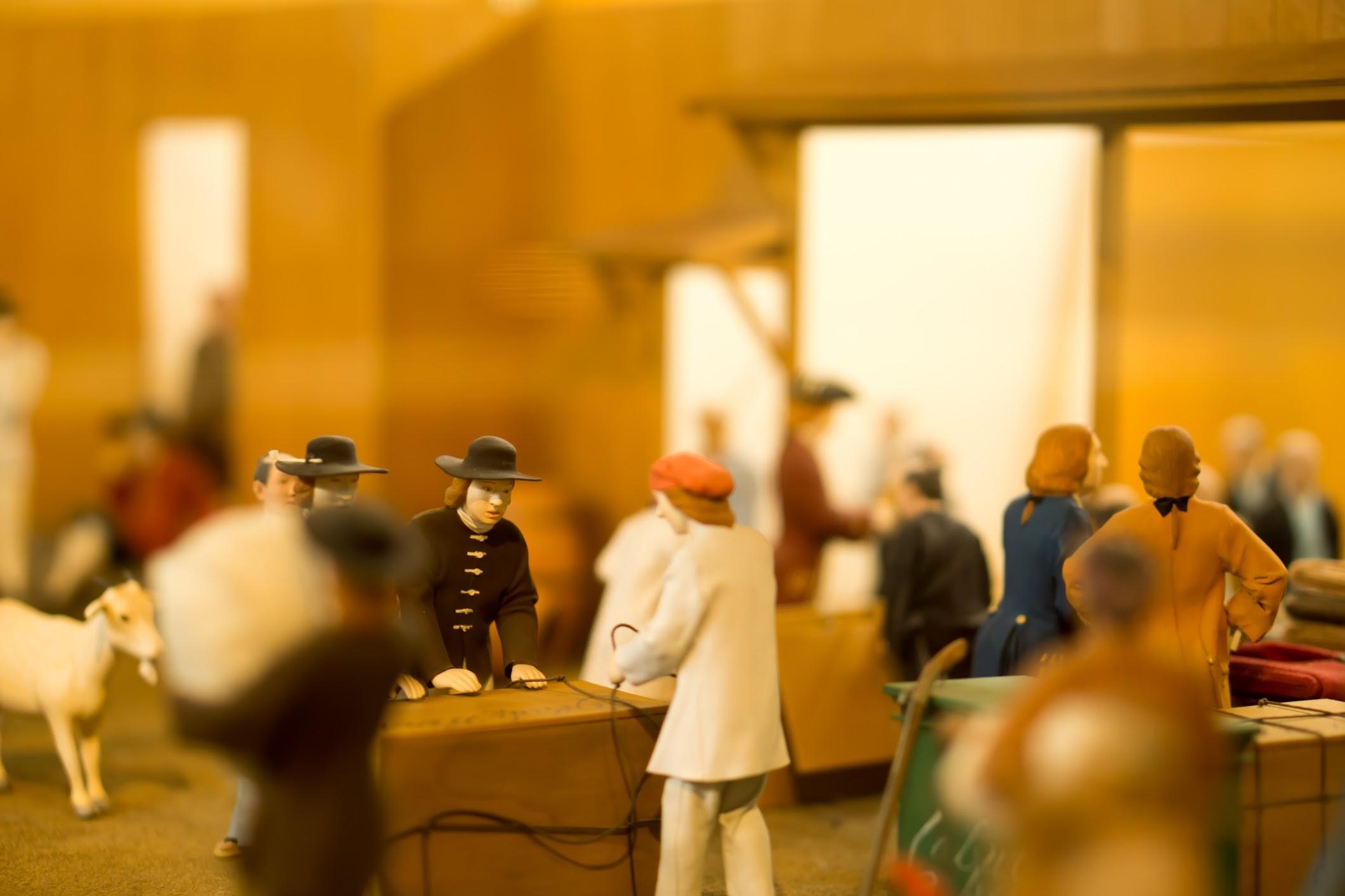 長崎 出島和蘭商館跡 二番蔵は 貿易館2
