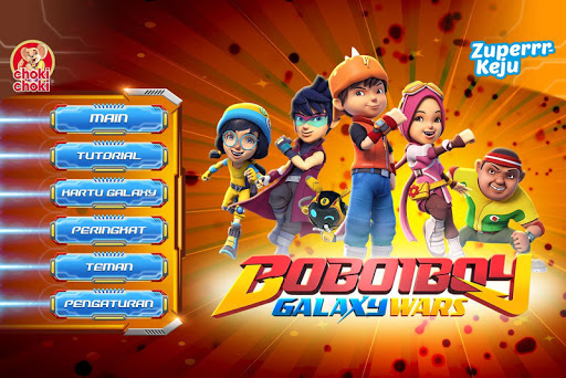 Zuperrr Keju Boboiboy Galaxy  screenshots 2