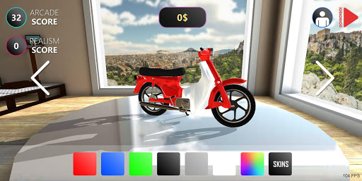 SouzaSim - Moped Edition 2.0.4 screenshots 7