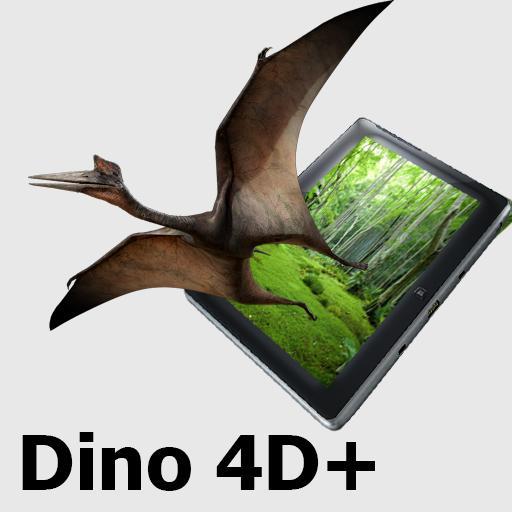 Dinosaur 4D AR- Augmented Reality (game)