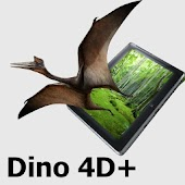 Dinosaur 4D AR- Augmented Reality