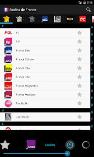 French Radios - náhled