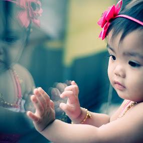 Reflection by Mj Loyola Ganitano - Babies & Children Children Candids
