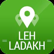 Leh Ladakh Travel Guide Maps