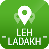 Leh Ladakh Travel Guide Maps