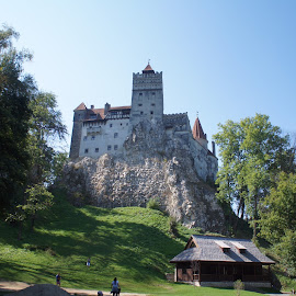 Castle Bran, Transylvania by Luboš Zámiš - Buildings & Architecture Public & Historical
