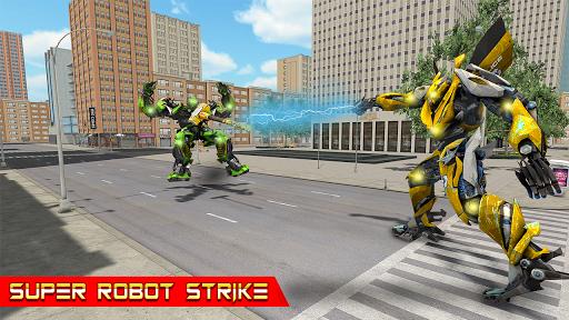 Grand Hammer Robot - Hammer Robot Fighting Game 5 screenshots 3