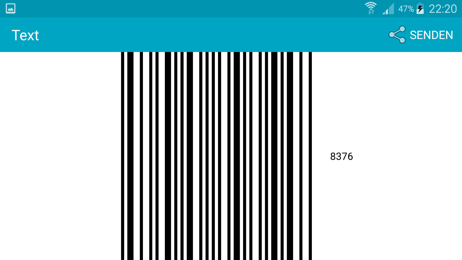 Barcode generator - Android Apps on Google Play