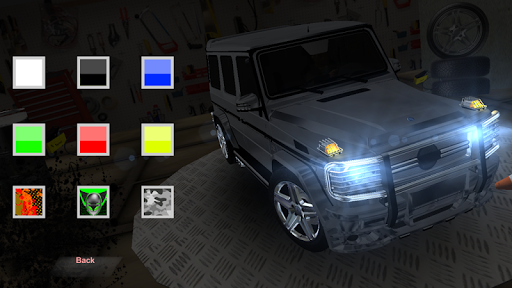 Benz G65 Driving Simulator 4.0 de.gamequotes.net 1