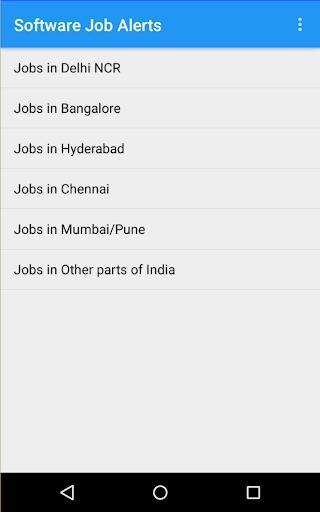 Software Jobs India