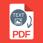 Text To Pdf Converter, Image to Pdf