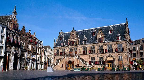 Nijmegen Marktplatz