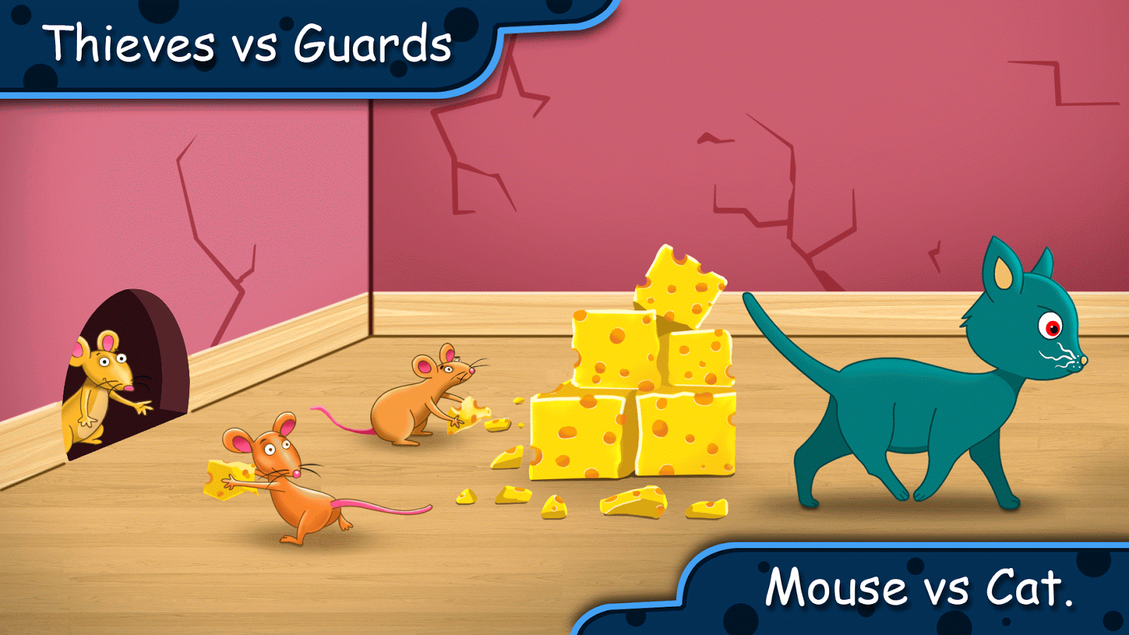 Cat And Mouse Card Game Online