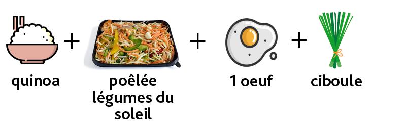 cure detox jour 1 diner