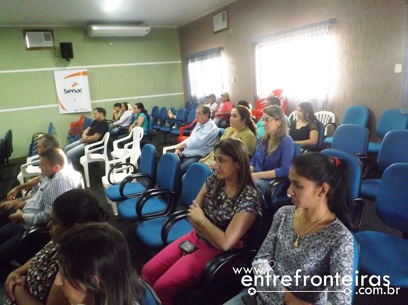 1º WORKSHOP TECNOLOGIA E INOVAÇÃO - CEL SAPUCAIA
