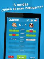 Screenshot of QuizReto