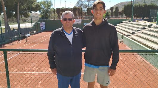 La Delegación en Almería de la Federación Andaluza de Tenis entrega sus premios