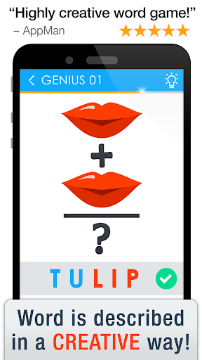 Télécharger Think Creative: Guess The Word For Genius Brains! mod apk screenshots 6