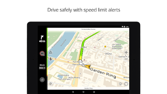 Yandex Navigator MOD APK 8