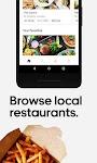 screenshot of Uber Eats: Order Food Delivery