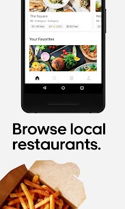 Uber Eats: Local Food Delivery 2