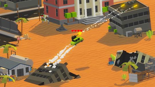 Tanks VS Cars Battle 1.62 APK + MOD Download 2