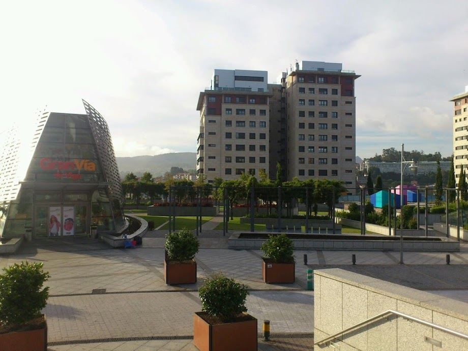 Foto Gran Vía de Vigo 1