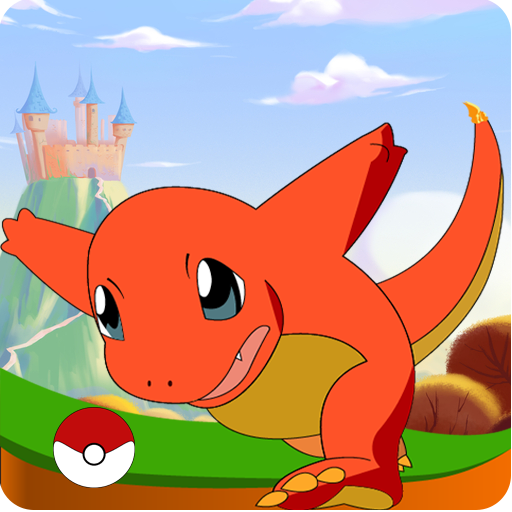 charmander dragon adventure