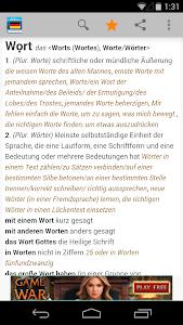 Deutsches Wörterbuch 2.0.2