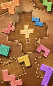 Wood Block Puzzle v1.8.7 (Mod Hints/Ad Free)