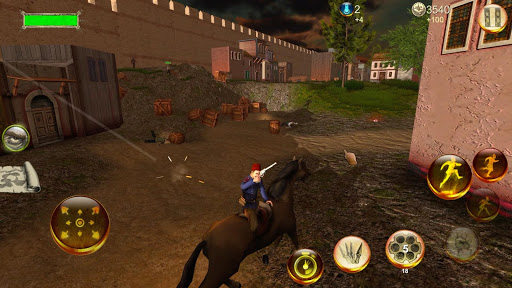 Zaptiye: Open world action adventure 1.33 Screenshots 11