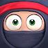 Clumsy Ninja v1.20.0 PowerVr (Mod Coins/Gems)