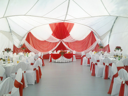 Свадебный шатер в {название}