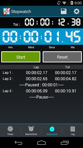 Timers4Me screenshot 3