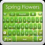 Spring Flowers Keyboard