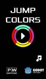 Jump Colors for PC-Windows 7,8,10 and Mac apk screenshot 3