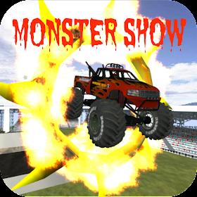 Экстремальны Monster Truck 4x4