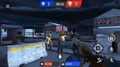Zombie Top - Online Shooter  captures d'u00e9cran 7