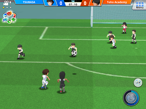 Captain Tsubasa ZERO -Miracle Shot- filehippodl screenshot 13