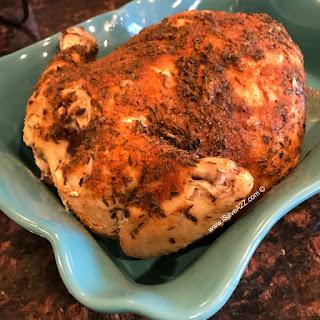 Rotisserie Chicken Pressure Cooker.