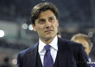 Fiorentina zet coach op straat