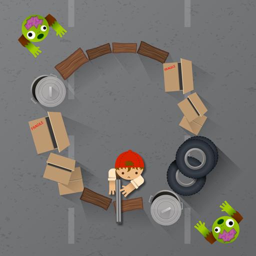 Zombie Apocalypse Shelter 休閒 LOGO-玩APPs
